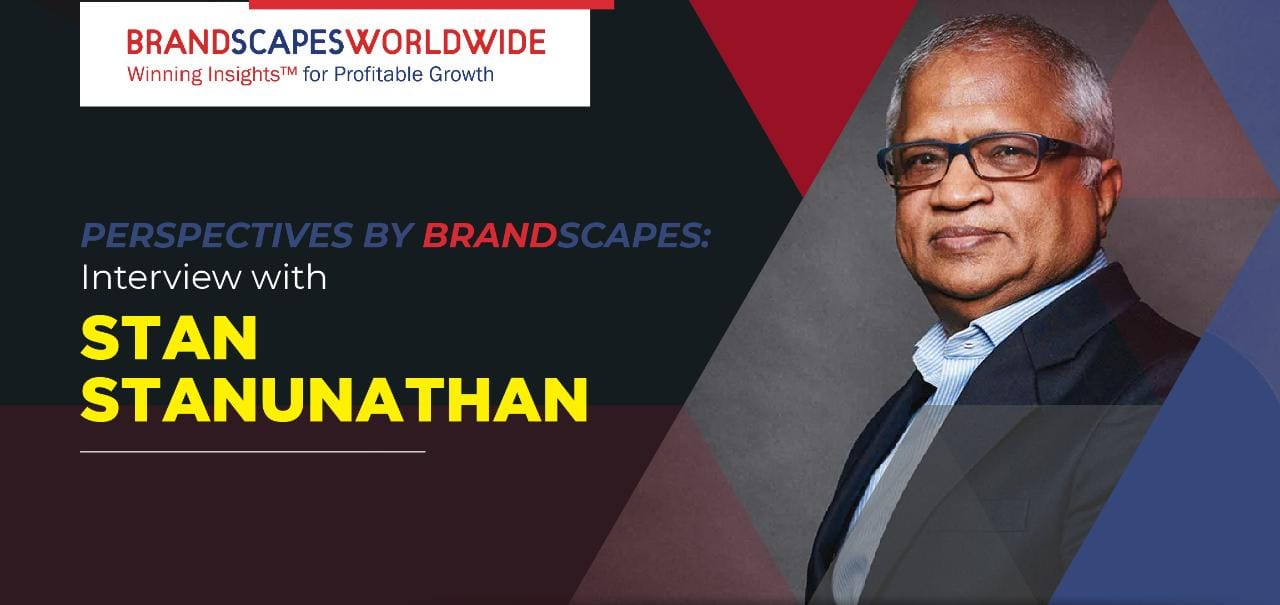 An insight into the world of analytics and insights: A conversation with Stan Stanunathan